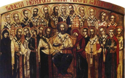 Orthodox Saints of the Pre-Schism See of Rome  20th June (NS) — 7th June (OS) 2020