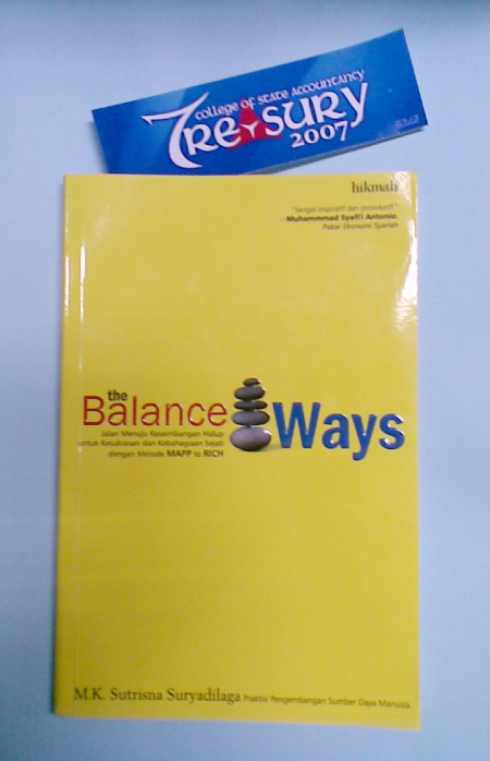 The Balance Ways