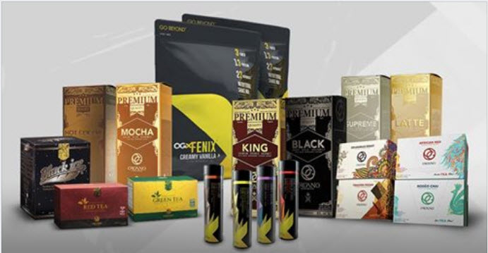 KATAS Integrative Health Organo Products