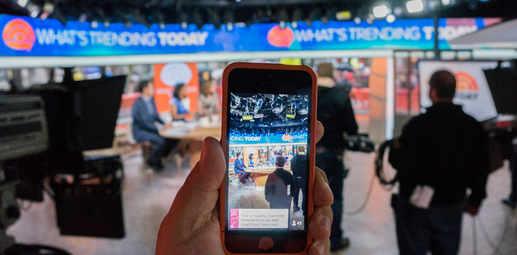 The Pros & Cons of Live Video