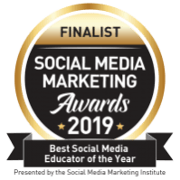 2019 Finalist Best Social Media Educator