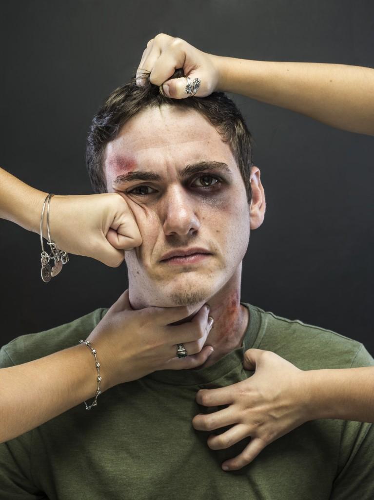 Zlostavljani muškarci – nevidljive žrtve