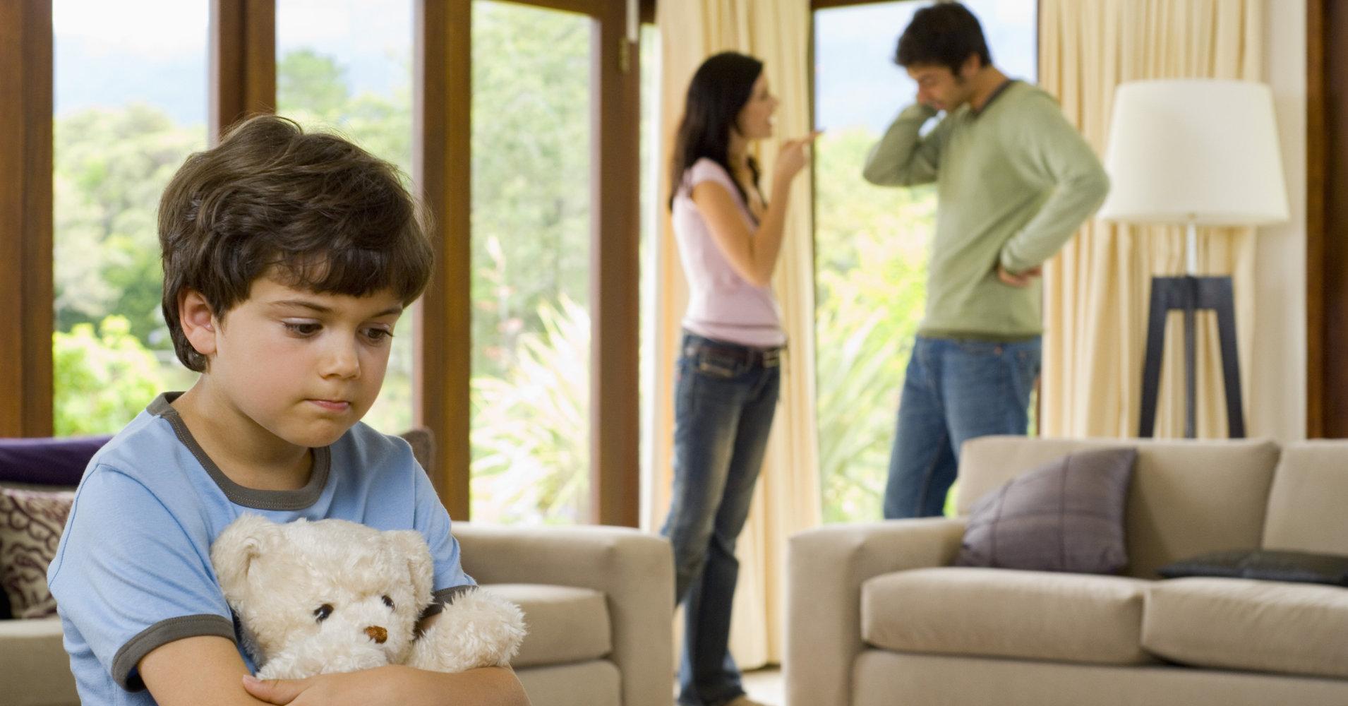 Zašto je loš brak gori po decu od razvoda