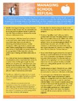 Managing School Refusal