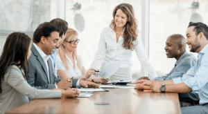 Successful meetings | productive meeting