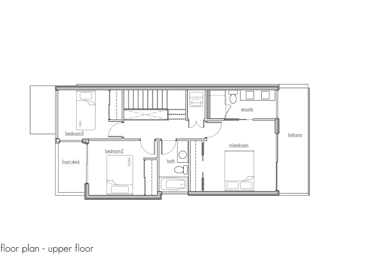 2 Storey Commercial Building Floor Plan