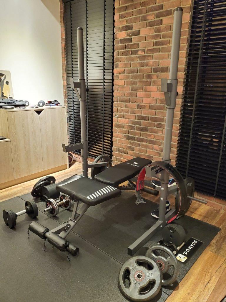 陳克剛醫師的健身房
