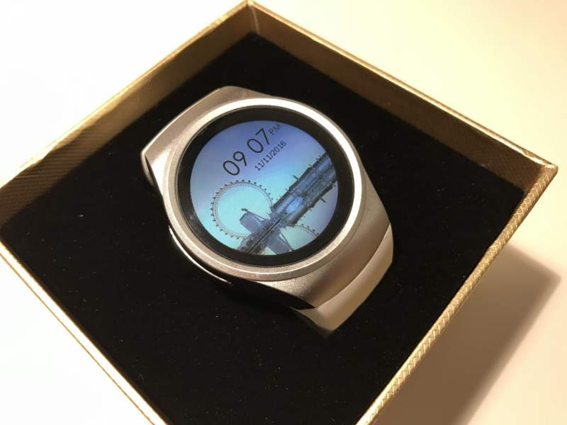 King Wear 18 Smartwatch