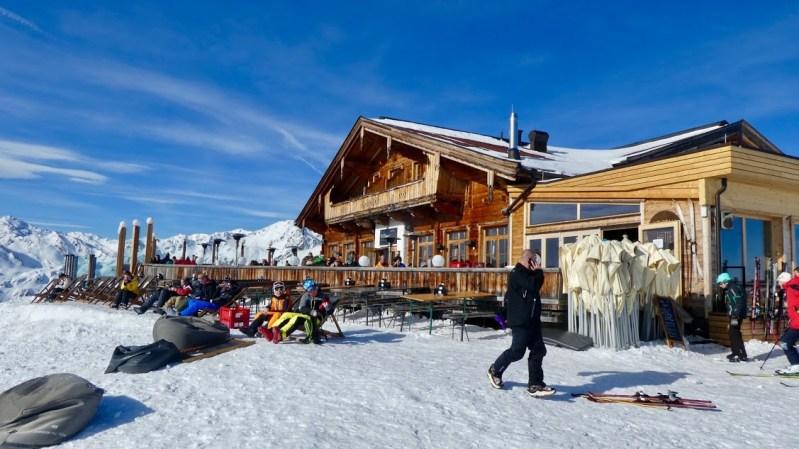 Kristallhütte Kaltenbach Skiferie