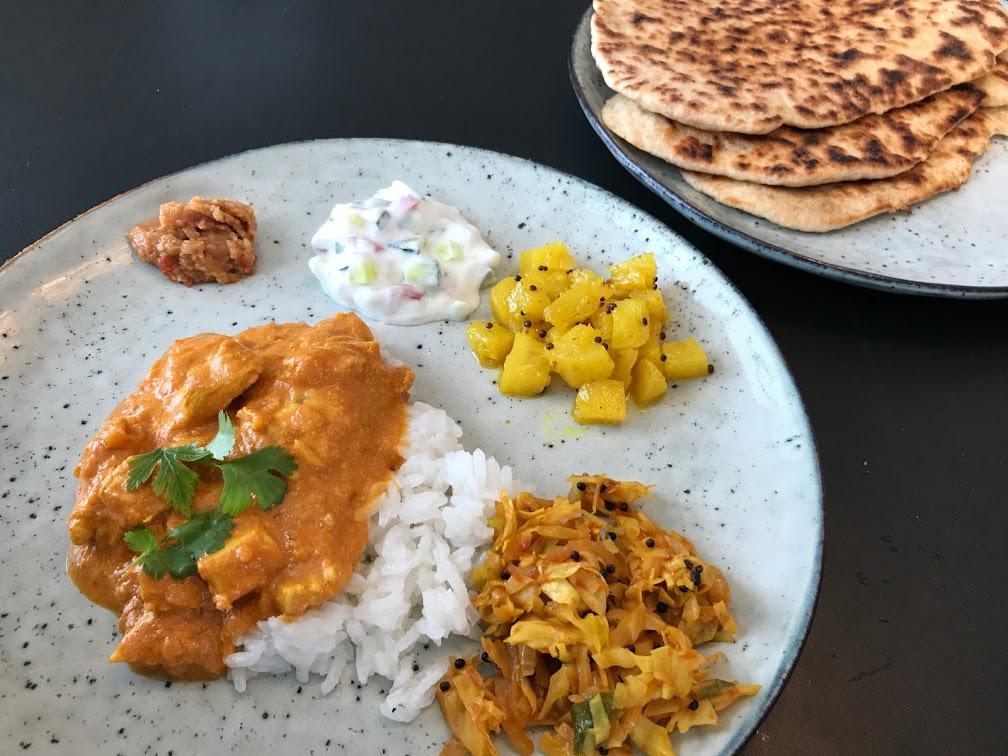 Chicken Tikka Masala - Let og super velsmagende (opskrift)
