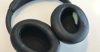 replace earpads Bose quiet comfort earpads cushions worn out replace change switch