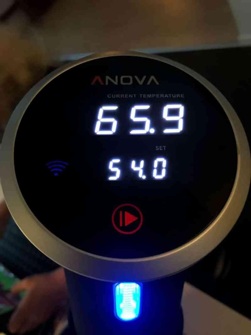 anova precision cooker wifi bluetooth sous vide test anmeldelse af den bedste maskine stick vandbad