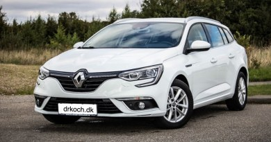Test: Renault Megane ST (2017) er både pendler- og familievogn…