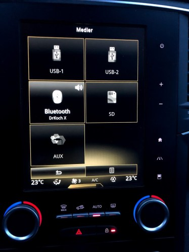 can't play audio via bluetooth problemer med at afspille musik via bluetooth på renault mégane kadjar clio talisman espace how to fix renault bluetooth streaming problem issue bluetooth audio r-link 2 r-link2 audio streaming how to solve