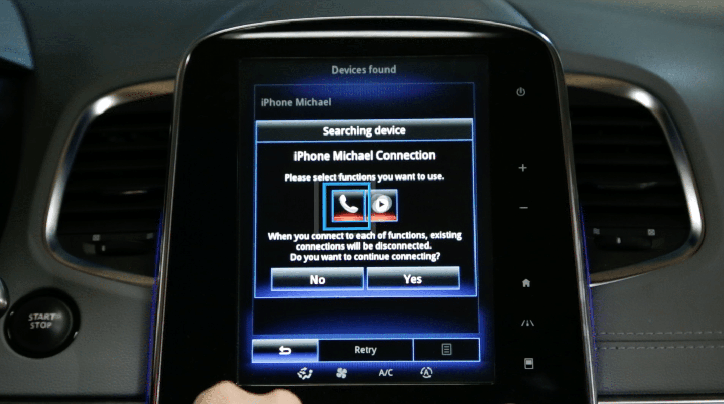 Fix: Problem with Renault R-Link 2 audio streaming via