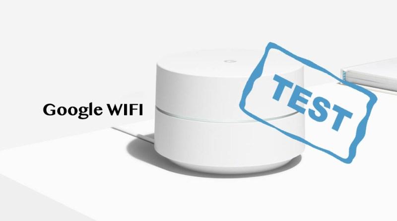 Test af Google Wifi udvide hjemmenetværk dårlig dækning trådløst net trådløse
