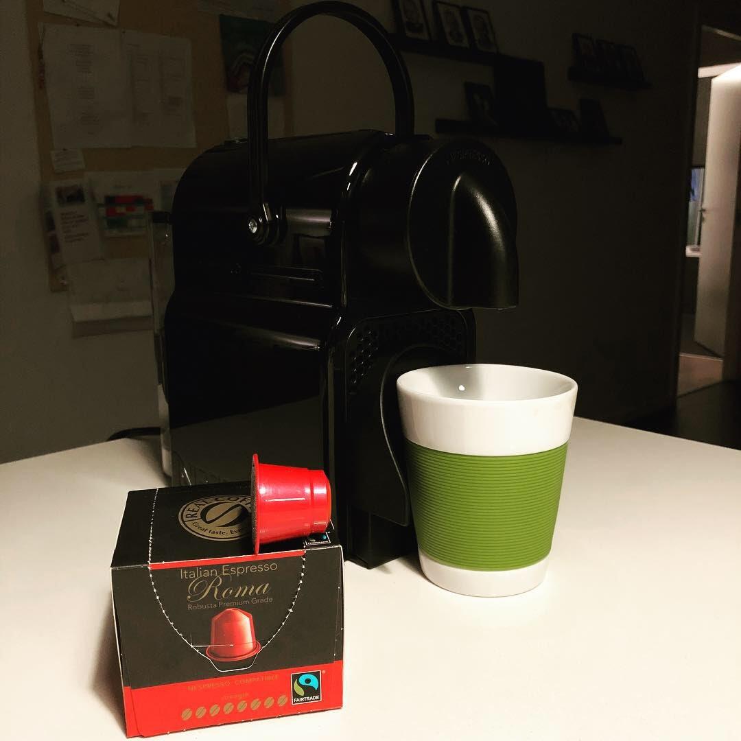 Massivt Test: Real Coffee kaffekapsler - billigere end Nespresso | Livets DU46