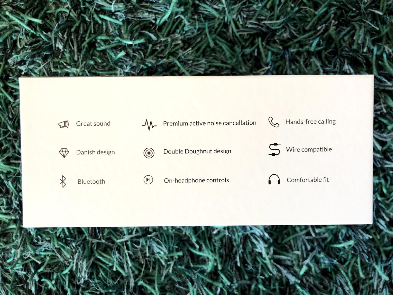 Grå udgave - test af touchit hovedtelefoner med aktiv noise cancellation støjreduktion hovedtelefoner med støjdæmpning anmeldelse touchit vs quietcomfort 35ii