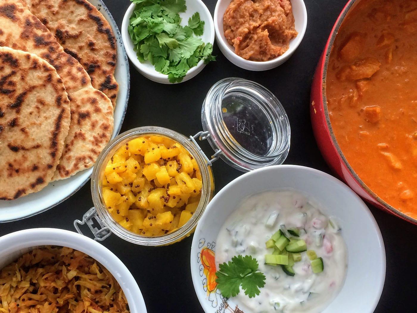 ananas pickles og ananas chutney opskrift hjemmelavet sådan laver man hvordan laver man forskel på pickles og chutney indisk mad