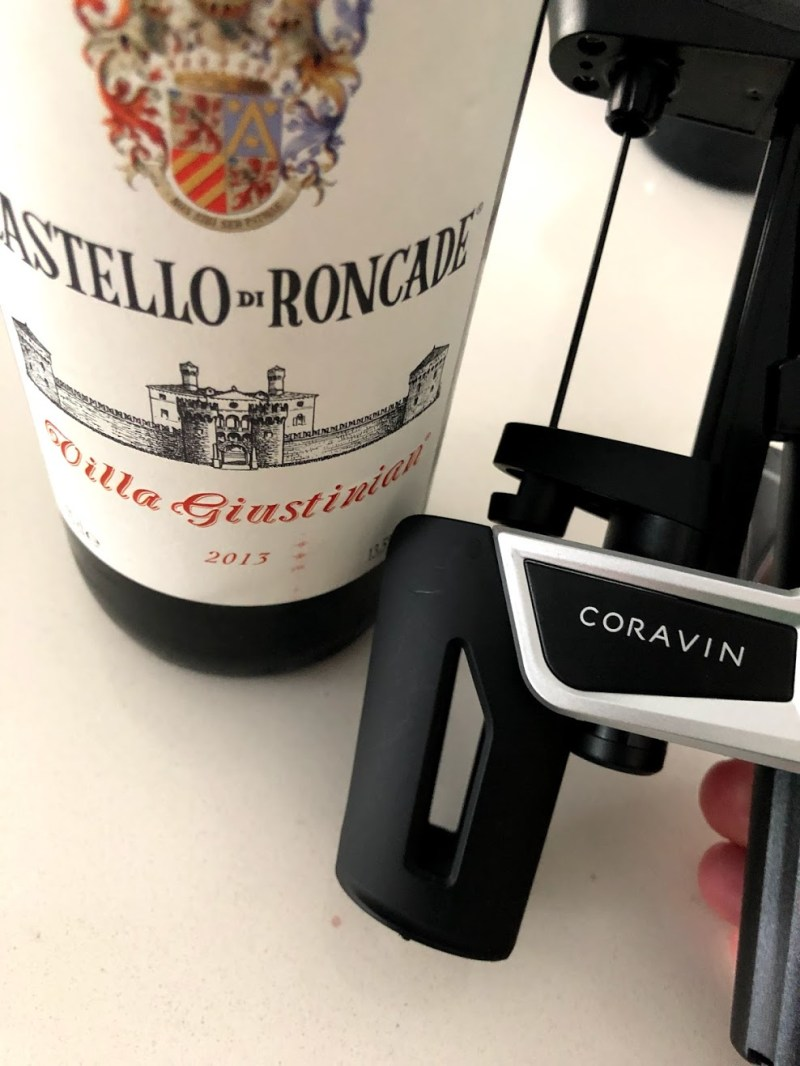 test af coravin model 2 erfaring med coravin vinprop vinskænker vinskænkeprop portvin kan man virker det anmeldelse af god vin