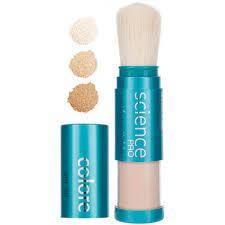 Colorescience mineral powder brush - SPF 50