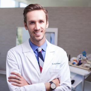 Dr. Kyle Stanley mentoring