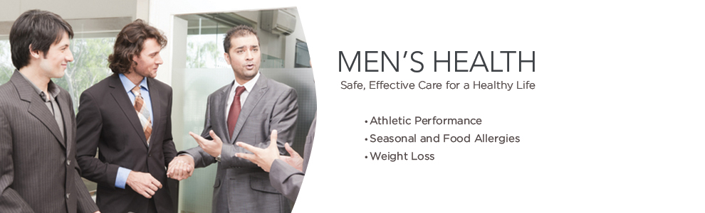 Naturopathic Solutions for Men | Dr  Lachman | Bucks County, PA