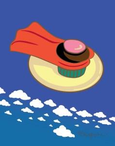 Super Cupcake