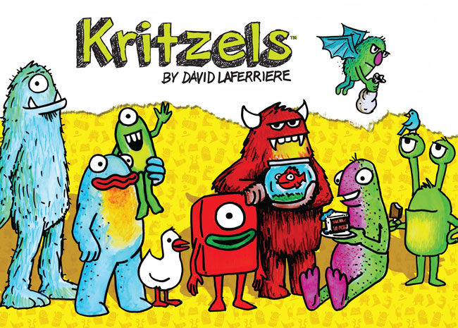 Introducing The Kritzels