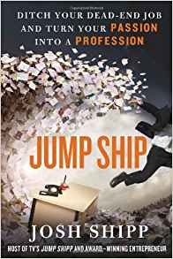 Jump Ship by Josh Shipp book cover