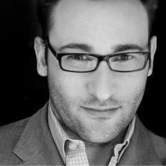 """Together is Better"": Simon Sinek"