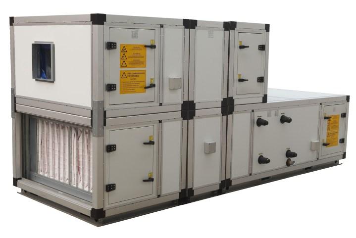 Double Skin Modular Air Handling Unit (DM AHU) Image