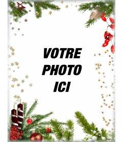 Cartes De Noel Photoeffets