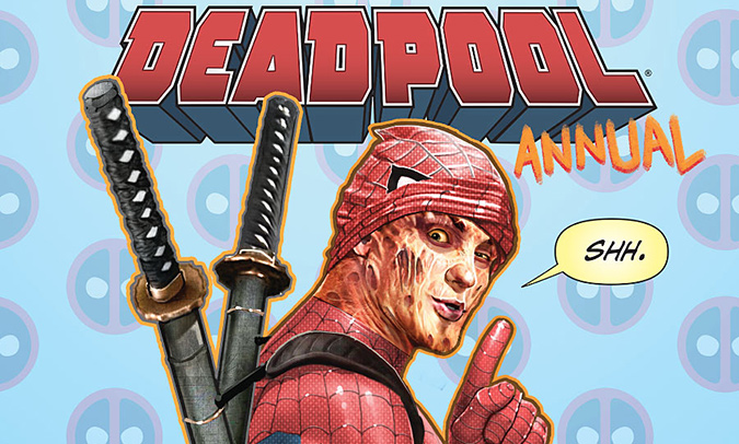 The Adventures Of Dr McNinja Archive DeadpoolSpider Man And The Radical Lands