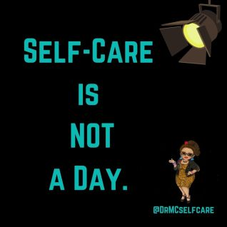 Self-care is not a day