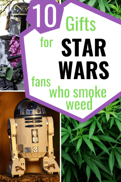star wars r2-d2 boba fett and weed smokers