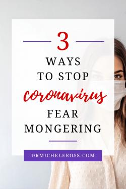 stop covid-19 coronavirus anxiety