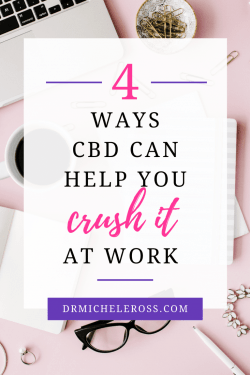 CBD oil can boost productivity at work