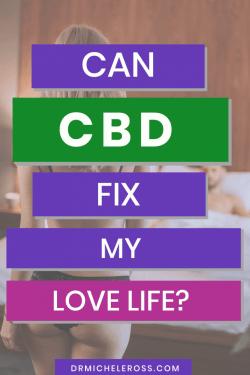 can cbd oil improve my sex life?