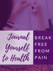 Journal-Yourself-To-Health-dr michele ross