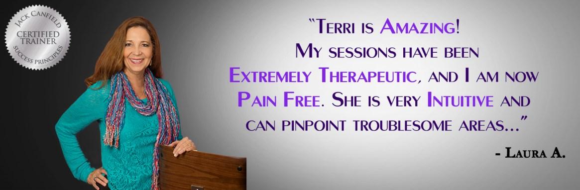 Meet Terri Mays