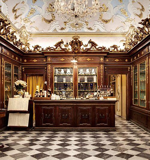 Farmacia di Santa Maria Novella fragrance bar