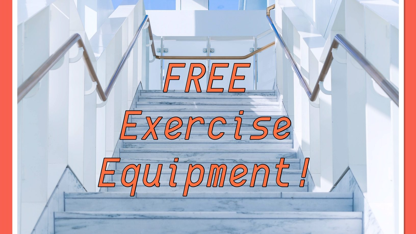 Fitting in Fitness: Use the Free Exercise Equipment!