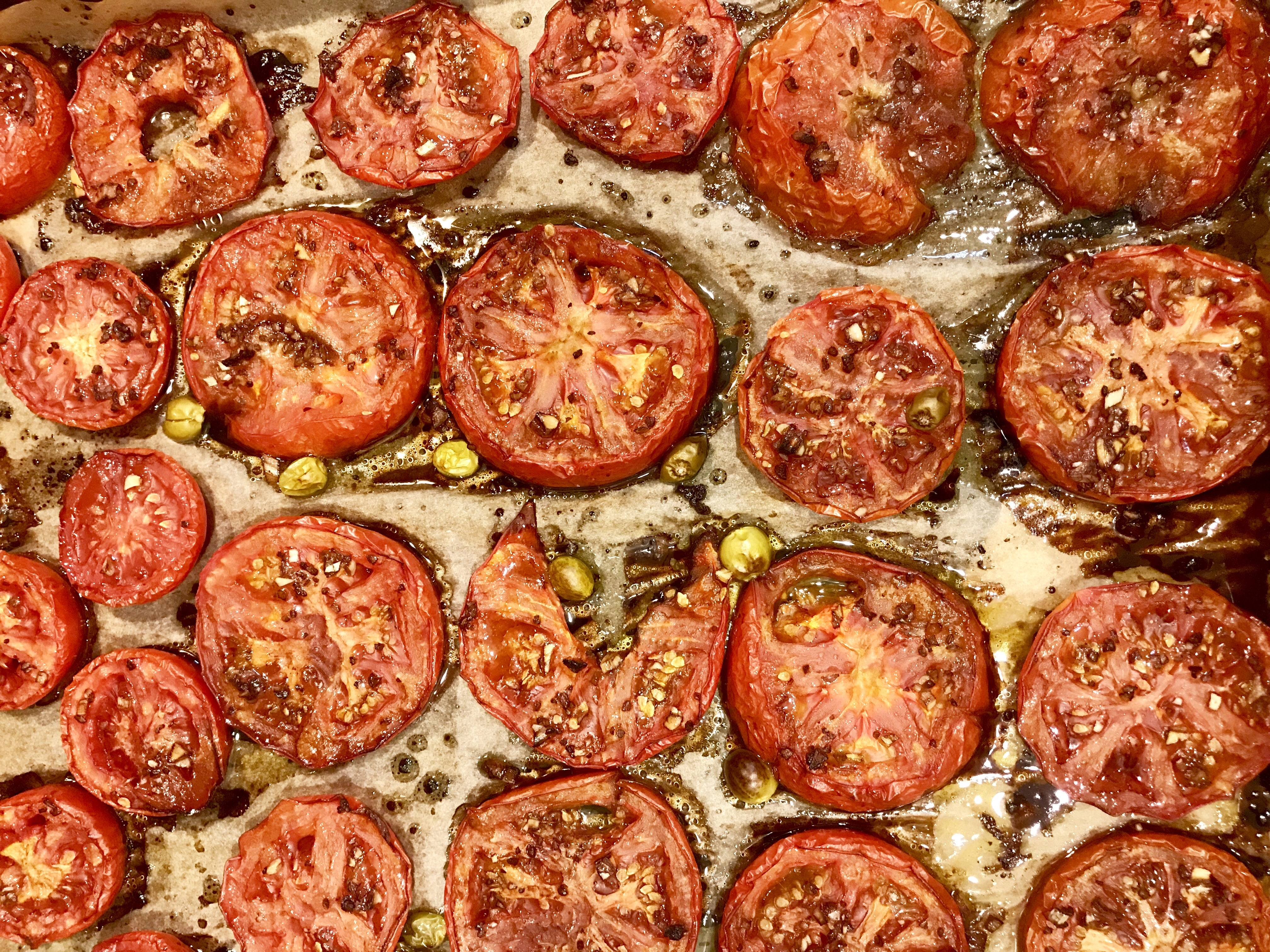 When life gives you tomatoes…