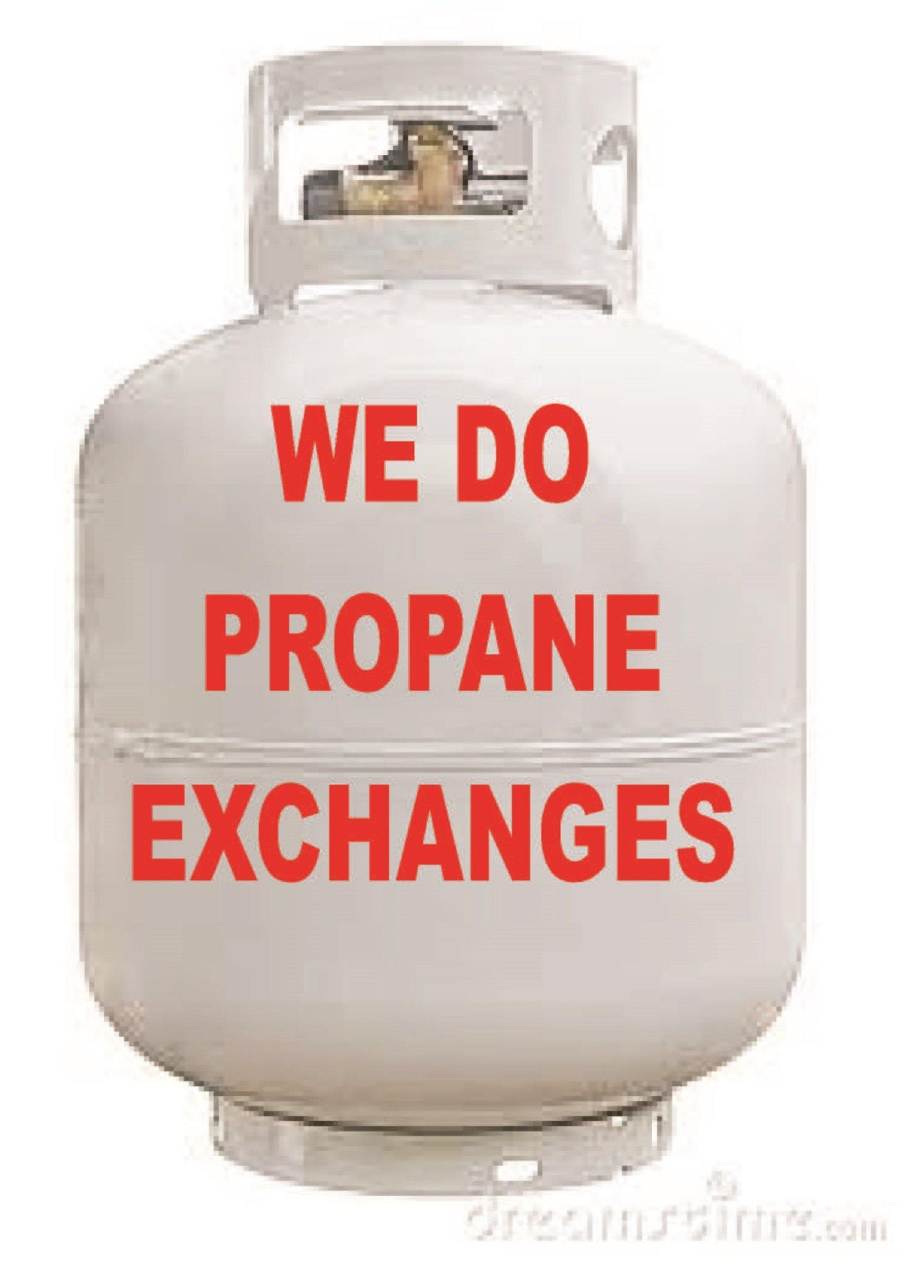 Propane Tank Exchange Ramsey Hardware Paint