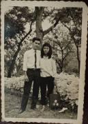 Những năm tháng hạnh phúc ngắn ngủi của trung tá Ngụy Văn Thà và bà Huỳnh Thị Sinh.