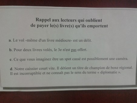 Dijon - Librairie