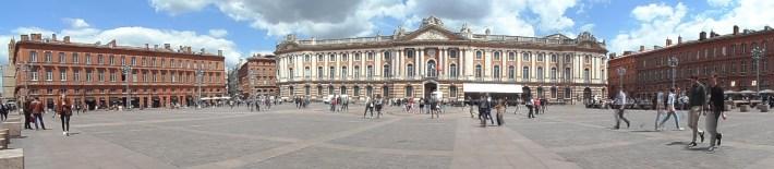 Place du Capitaole - Toulouse