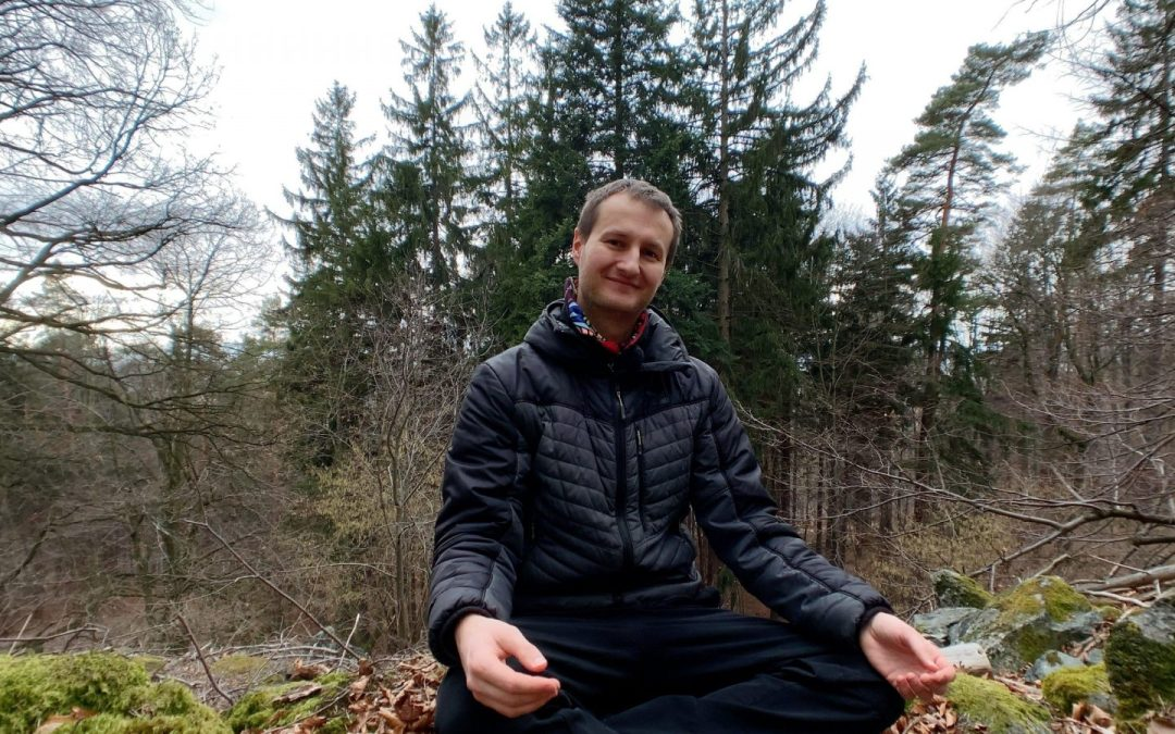 Odczuwanie energii ciała – medytacja i moje przemyślenia