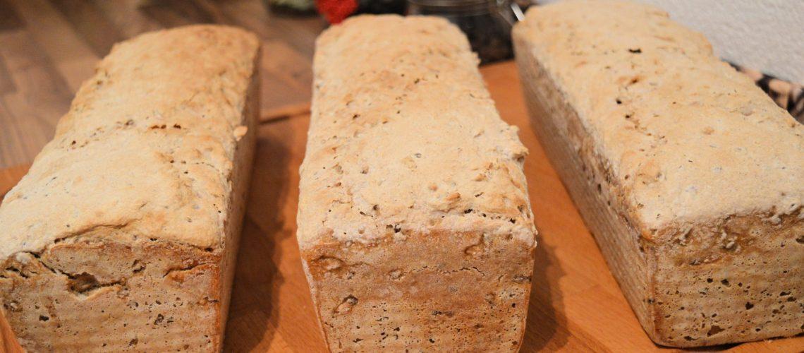 Chleb na zakwasie żytnim